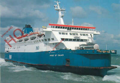 £3.79 • Buy Picture Postcard::P&O FERRIES, PRIDE OF CALAIS