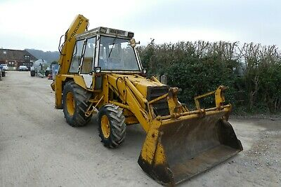 £5999 • Buy Jcb 3cx 2wd Wheeled Digger 1984 Extradig  4in1 Bucket Perkine Engine