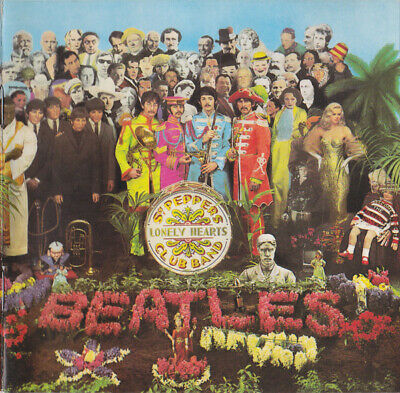 £3.94 • Buy The Beatles - _ CD - SGT PEPPERS LONELY HEARTS CLUB BAND - ORIG Apple Records