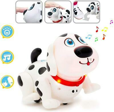 £11.39 • Buy DeAO Electronic Interactive Dog With Walk, Dance And Music Features