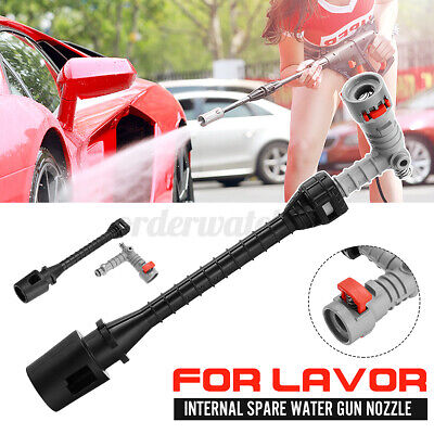 £9.18 • Buy 360° Rotary Nozzle Bent Pressure Washer Gun Lance 140bar For Lavor VAX UK! Ys