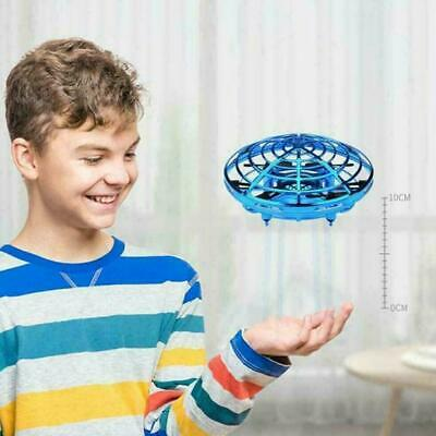 AU14.18 • Buy 360° Mini Drone Smart UFO Toys Aircraft For Kids Flying Gift F0V1 RC Hand U G1A9