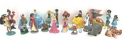£24.99 • Buy Disney Princess Collection Figures Cake Toppers Bundle 4  Excellent Condition