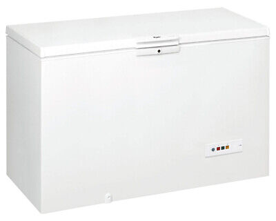 £529 • Buy Whirlpool WHM4611 432L A+ White Chest Freezer