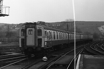 £2.99 • Buy 35mm Negative . BR Southern Electric 4-CIG (Class 421) EMU #7310 . Lewes 1972