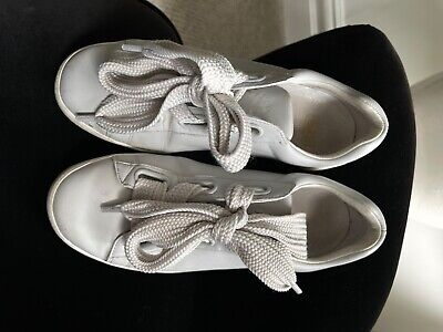 £25 • Buy ASH Trainers Size 37. Pale Grey.