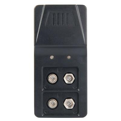 £4.90 • Buy USB 9V 6F22 Battery Charger 2 Slot For 9V Rechargeable Li-lon And Ni-MH Battery