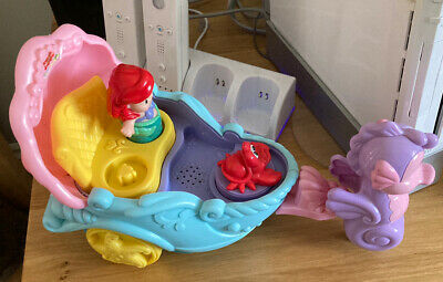 £10.99 • Buy Fisher Price Little People Disney Ariels Musical Carriage