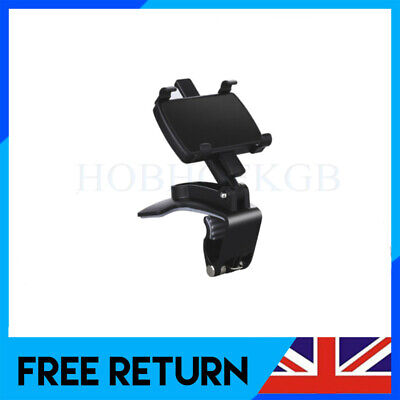 £9.23 • Buy Car Phone Holder Car Clip Screen Motorcycle Accessories Navigation Dashboard