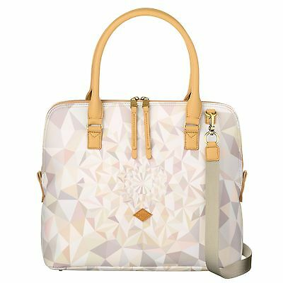 £89.21 • Buy Oilily Bag Kinetic Summer M Carry All Oyster White Ladies Shoulder Bag New
