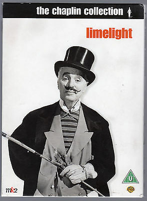 £15 • Buy The Charlie Chaplin Collection Limelight  2 Disc DVD Set Region 2