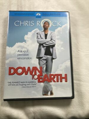£5.50 • Buy Down To Earth - DVD
