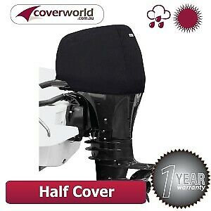 AU55.97 • Buy MERCURY HALF COWL OUTBOARD MOTOR COVER - 4 CYL (75HP To 115HP)