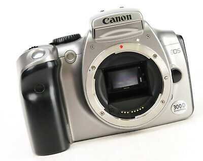 £9.99 • Buy  Canon EOS 300D DSLR Camera - Body Only - Spares & Repairs