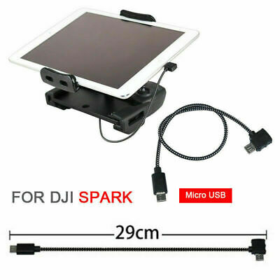 AU5.42 • Buy New Remote Controller For DJI SPARK PRO Tablet Android To Type-C Micro USB Cable