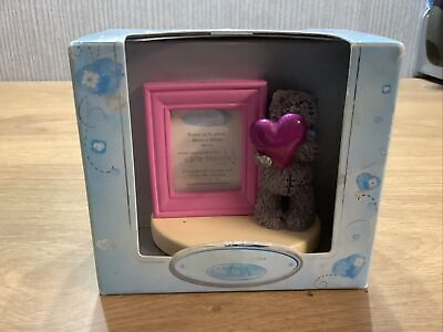 £11.95 • Buy Me To You Bear Photo Frame New Collectable Gift Boxed Pink With Love From NEW
