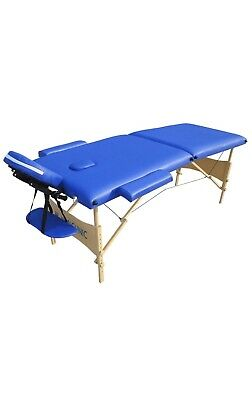 £89.95 • Buy Mobile Massage Table Beauty Salon Treatment Tattoo Couch Bed Folding Lightweight