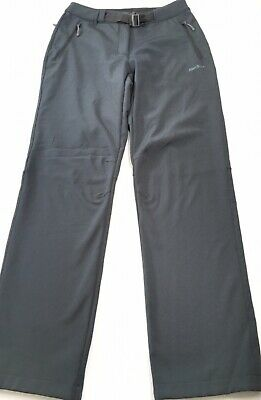 £19.99 • Buy Women's Peter Storm Black Softshell Outdoor Trousers Pants Size 10 BNWOT