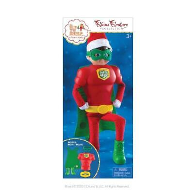 AU20.66 • Buy Official Elf On The Shelf® Claus Couture Mighty Superhero Outfit