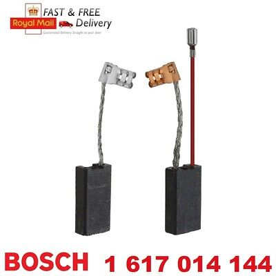 £4.39 • Buy Carbon Brushes For Bosch 1617014144 GBH 5-40 DCE GBH 5-40 S30 GBH 5-40 DE 1 Pair