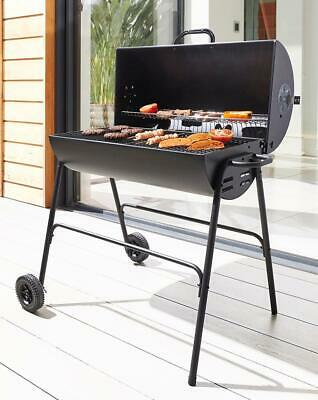 $ CDN155.11 • Buy 🌞🔥 BBQ Grill With Warm Rack +free Cover! Charcoal Barbeque Garden Outdoor!🔥🌞