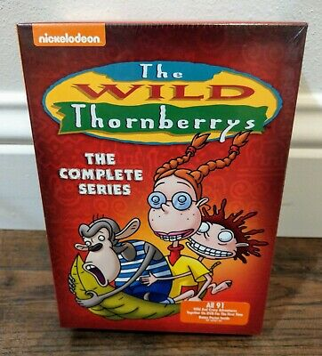 £21.26 • Buy The Wild Thornberrys: The Complete Series [New DVD] Boxed Set *SEALED*