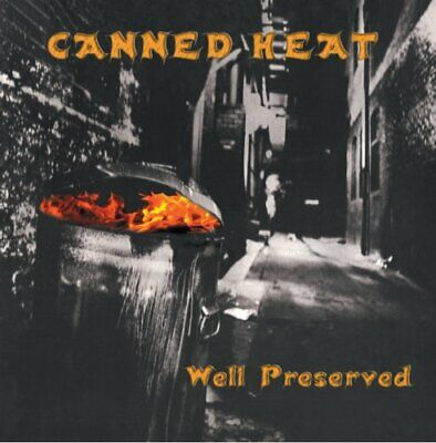 £5.96 • Buy Well Preserved Canned Heat - Canned Heat CD 98VG The Cheap Fast Free Post The