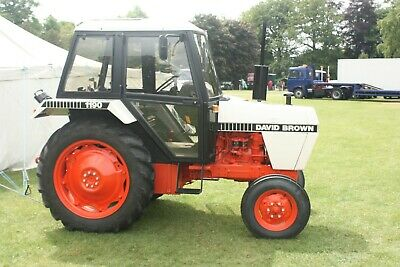 £3.75 • Buy David Brown Tractor Workshop &spares Manuals For 28 Tractors On Cd