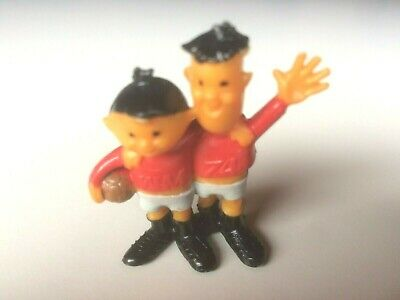 £26.02 • Buy Fifa Football Soccer World Cup - Germany 1974 Mascot Tip & Tap Fussball - Heimo