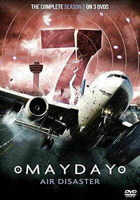 £10.70 • Buy Mayday Air Disaster Complete Series 7 (2 DVD Set As Seen On Natio... - DVD  72LN