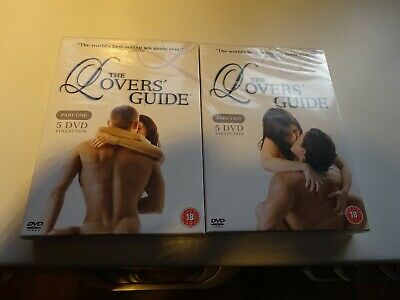 £19.99 • Buy The Complete Lovers Guide Complete Series 10 DVD Set CERT18 NEW Sealed Freepost