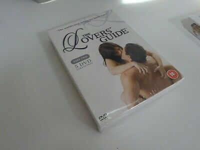 £11 • Buy The Complete Lovers Guide Part 2 (5 DVD BOXSET) NEW Factory Sealed Free Post
