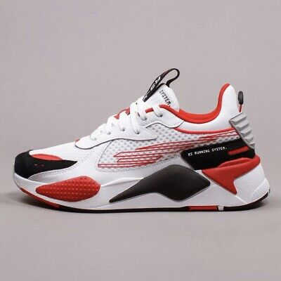 AU133.53 • Buy 📦 Puma RS-X Cyber (Men's Size 9) Athletic Sneaker Trainer Running Shoe White