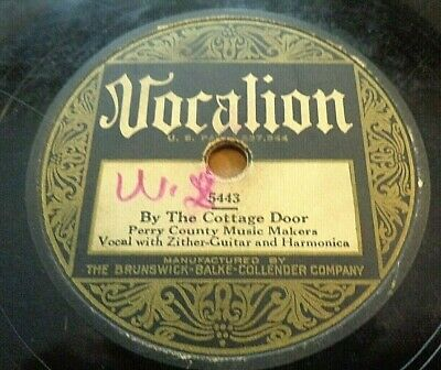 £141.60 • Buy Rare Vocalion  Country 78-perry County Music Makers- By The Cottage Door -5443
