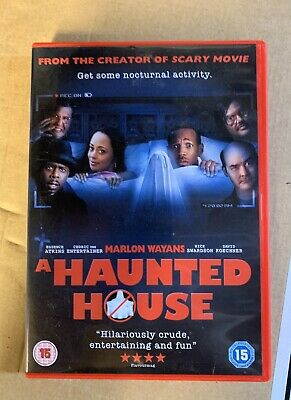 £1.50 • Buy A Haunted House - Dvd