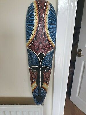 £4.90 • Buy African Masks Preowned