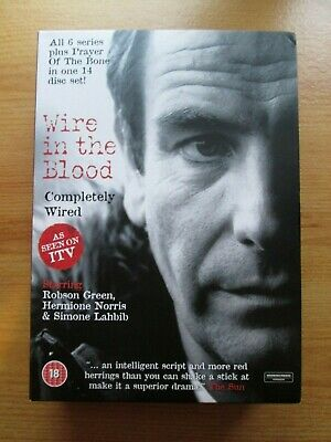 £8.99 • Buy Wire In The Blood - Completely Wired (DVD, 2009, 14-Disc Set, Box Set)