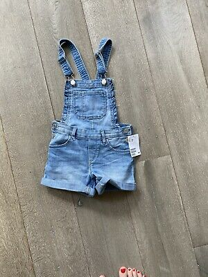 £1.90 • Buy BNWT Girls Dungarees - Age 7-8