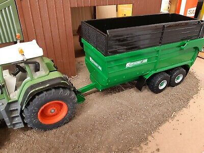 £45 • Buy Rare Britains Conversion  K2  Silage Trailer For Tractor Siku