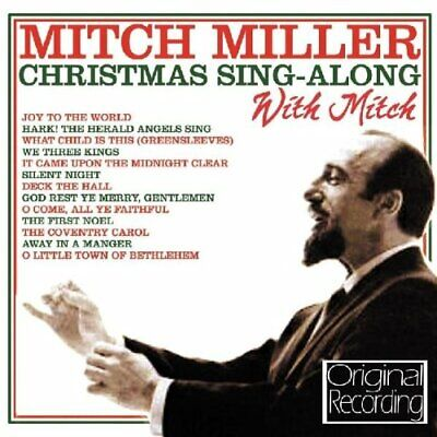 £9.48 • Buy Mitch Miller - Christmas Sing Along With Mitch - Mitch Miller CD JSLN The Cheap