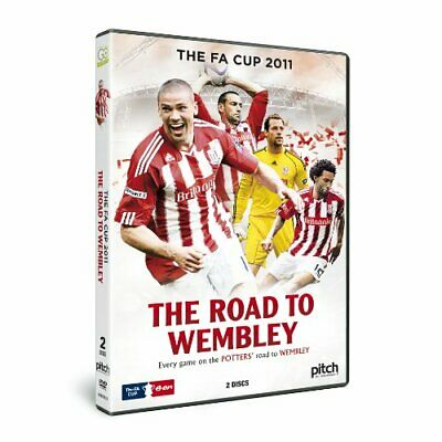 £20.98 • Buy The Official FA Cup Final 2011 (Stoke City Edition) [DVD] - DVD  YILN The Cheap