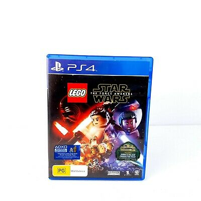 AU14.99 • Buy LEGO Star Wars The Force Awakens - PlayStation 4 PS4 - FREE POST