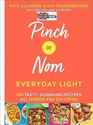 £5.99 • Buy Pinch Of Nom Everyday Light: 100 Tasty, Slimming Recipes All Under 400 Calories