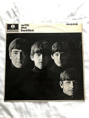 £20 • Buy The Beatles - With The Beatles -  Mono PMC1206 - 2nd Press