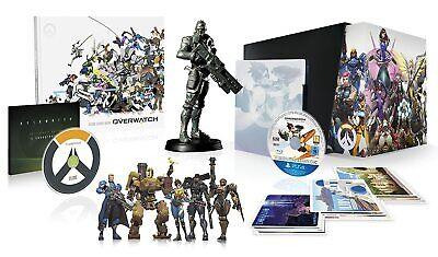 AU220.73 • Buy Overwatch Collectors Edition PC New Factory Sealed + Bonus Plate | Tear
