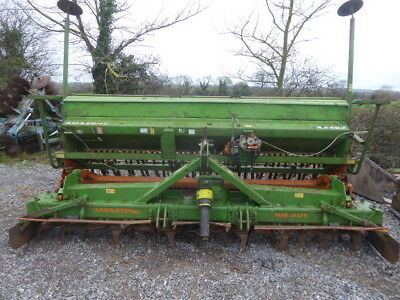 £2999 • Buy Amazone Ad402 Power Harrow Drill 4 Metre Fits Your Tractor