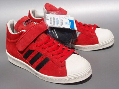 £194.90 • Buy Deadstock 2012 Adidas Pro Shell Red Suede G61112 Sneakers Men Us8