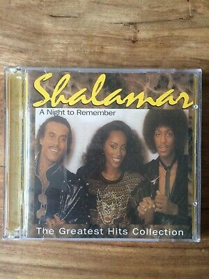 £8.99 • Buy Shalamar  - A Night To Remember (Greatest Hits Collection) (2-Disc CD, 1998)