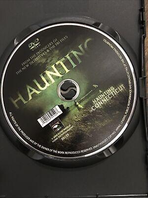 £1.40 • Buy A Haunting In Connecticut DVD Based On True Events Discovery Channel 2008