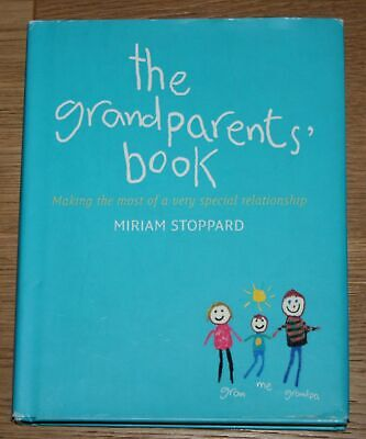 £8.51 • Buy The Grandparents' Book. Stoppard, Miriam And Jinny Johnson (Editor):
